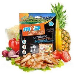 Żywność liofilizowana MX3 Aventure Kurczak w sosie słodko-kwaśnym - produkt z kategorii- Pozostałe delik