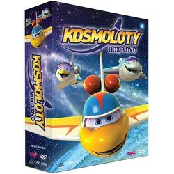 Kosmoloty. Box. DVD z kategorii Filmy animowane