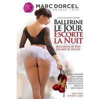 Baletnica dyskretna kochanka Marc Dorcel Ballerina By Day Escort By Night DVD 432947