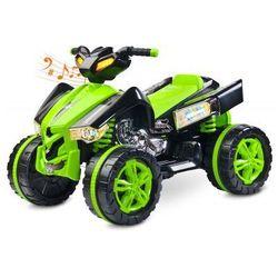 Raptor duży Quad na akumulator green nowość, Toyz