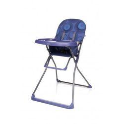 4baby  flower krzesełko do karmienia purple, kategoria: krzesełka do karmienia