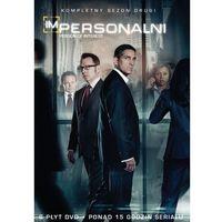 Impersonalni. Sezon 2 (6 DVD)