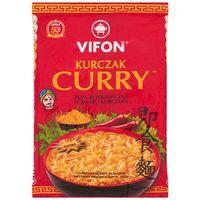 VIFON 70g Zupa kurczak curry ostra błyskawiczna   DARMOWA DOSTAWA OD 150 ZŁ! - sprawdź w wybranym sklepie