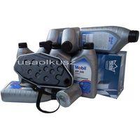Filtry oraz olej  atf-320 skrzyni 45rfe dodge dakota 2000- marki Mobil