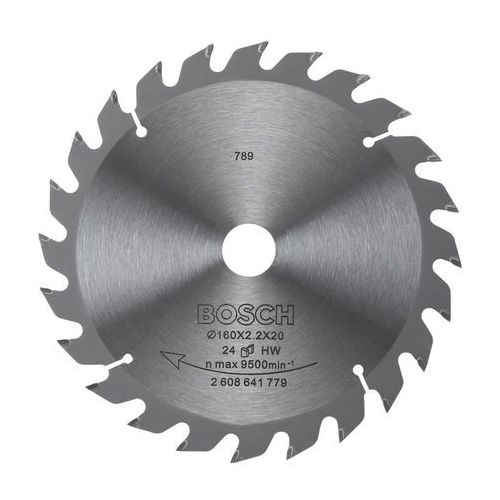 Bosch Tarcza pilarska Optiline ECO 160x20/16x2,5 mm, 36 zębów - produkt z kategorii- tarcze do cięcia