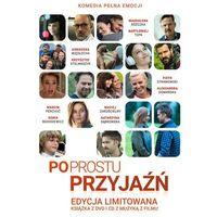DVD PO PROSTU PRZYJAŹŃ + CD -