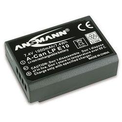 akumulator a-can lp-e10, marki Ansmann
