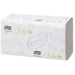 Tork Ręcznik papierowy w składce wielopanelowej xpress biały miękki (trzypanelowy)
