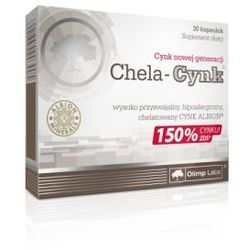 CHELA-CYNK 75mg 30kaps z kategorii Pozostałe kosmetyki