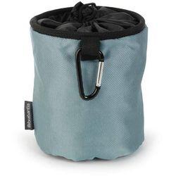 Brabantia - Pojemnik na klamerki Premium - miętowy - produkt z kategorii- Pozostałe akcesoria łazienkowe