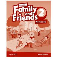 Family And Friends 2ed 2 Wb, Naomi Simmons