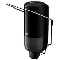 dozwonik do mydła w płynie z łokciownikiem 1000ml - abs czarny marki Tork
