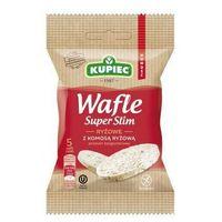 Wafle ryżowe z komosą ryżową super slim 20 g  marki Kupiec