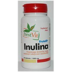 Inulina 1000mg 60tabl z kategorii Pozostałe akcesoria dla cukrzyków