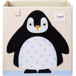 Pudełko do przechowywania 3 sprouts pingwin