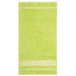 Night in Colours Ręcznik kąpielowy Ateny zielony, 70 x 140 cm, 70 x 140 cm z kategorii Ręczniki
