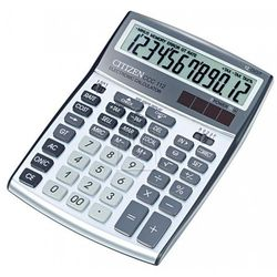Citizen Kalkulator ccc-112 srebrny (4562195132981)