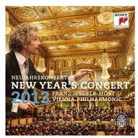 Neujahrskonzert 2013 / New Year's Concert 2013 (DVD) - Wiener Philharmoniker