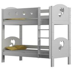 Łóżko dziecięce piętrowe Dream w rozmiarze 180x80