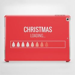 Obudowa na: iPad Air: Christmas - Loading