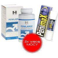PenisBooster I PeniLarge 60 kaps. + Penimax krem 50 ml