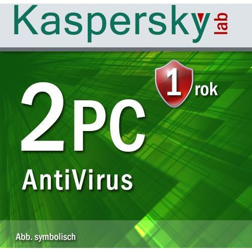 Kaspersky Antyvirus 2016 2 PC ESD - oferta (0584682af505053e)