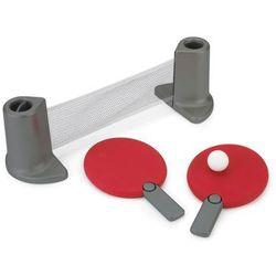 Umbra - zestaw do gry w tenis stołowy - pongo - czerwony