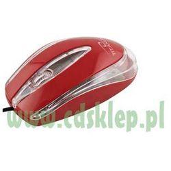 Titanum Mysz optyczna  mini lagena usb 1000dpi tm111