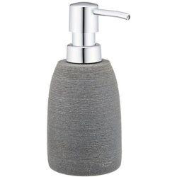 Dozownik do mydła GOA GREY - 210 ml, WENKO, B00TQQ49MY