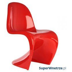 D2 Krzesło balance junior czerwone