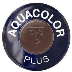 aquacolor plus (brown) farba do makijażu ciała - brown (1102) wyprodukowany przez Kryolan