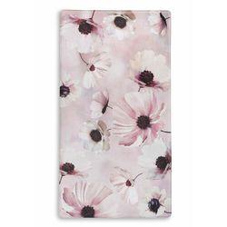 Bonprix Dywaniki łazienkowe z pianką memory dymny różowy