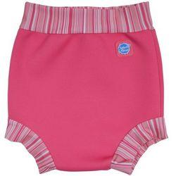Splash about, Neoprenowa pieluszka do pływania Happy Nappy, Pink classic, Rozmiar XL