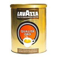 KAWA WŁOSKA LAVAZZA Qualita Oro puszka 250g z kategorii Kawa