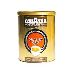 KAWA WŁOSKA LAVAZZA Qualita Oro puszka 250g (8000070020580)