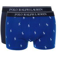 bokserki 2-pak czarny niebieski xl, Ralph lauren