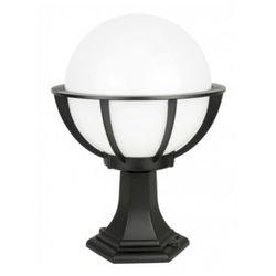 Lampa - kula z koszykiem stojąca ogrodowa (43cm ) - K 4011/1/KPO 250, K 4011/1/KPO 250