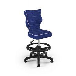 Krzesło dziecięce na wzrost 133-159cm Petit Black VS06 rozmiar 4 WK+P