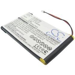 Garmin Nuvi 700 / 010-00657-05 1250mAh 4.63Wh Li-Polymer 3.7V (Cameron Sino) z kategorii Zasilanie do nawigacj