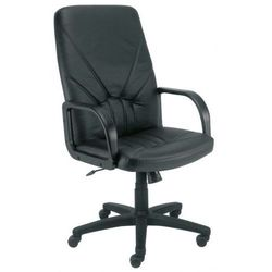 Fotel gabinetowy manager ts13 - biurowy, krzesło obrotowe, biurowe marki Nowy styl