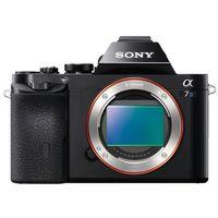 Sony Ilce7sb: aparat z mocowaniem typu e i pełnoklatkowym przetwornikiem obrazu (body), kategoria: kamery spo