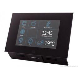 2n indoortouch - panel dotykowy naścienny - wifi - czarny