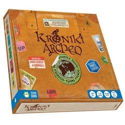 Kroniki Archeo: Dookoła świata, gra planszowa, towar z kategorii: Gry planszowe