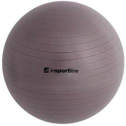 inSPORTline Top Ball 55 cm - IN 3909-5 - Piłka fitness, Ciemno szara - Ciemny szary z kategorii Piłki i skakanki