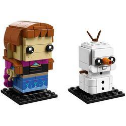 41618 ANNA i OLAF™ KLOCKI LEGO BRICKHEADZ