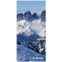 l szybkoschnący ręcznik treningowy 60x130 cm / góry - góry marki Dr.bacty