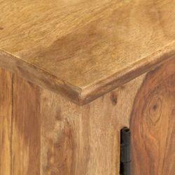 szafka pod tv, 115x30x42 cm, lite drewno sheesham marki Vidaxl