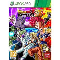 Dragon Ball Z Battle of Z - gra XBOX 360