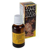 Love Drops Extra STARK! Maksymalna siła działania
