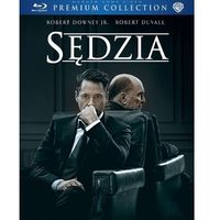 Sędzia (Premium Collectiion) (Blu-ray) - David Dobkin